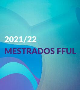 Sessão de divulgação dos Mestrados FFUL 2021/22