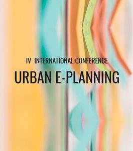 "4ª Conferência Internacional ""Urban e-Planning"""