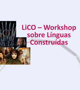 LiCO - Workshop sobre línguas construídas