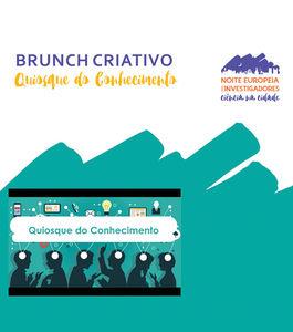 Brunch Criativo | Quiosque do Conhecimento