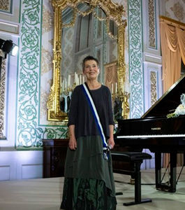 Maria João Pires atua com Coro Infantojuvenil da Universidade de Lisboa na Gulbenkian