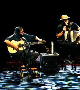 Yamandu Costa e Renato Borghetti