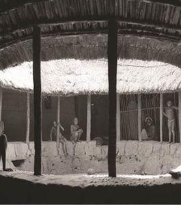 Moranças - Habitats tradicionais da Guiné Bissau