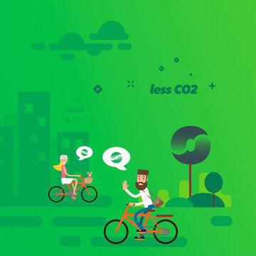 App Biklio lançada oficialmente durante a semana europeia da mobilidade
