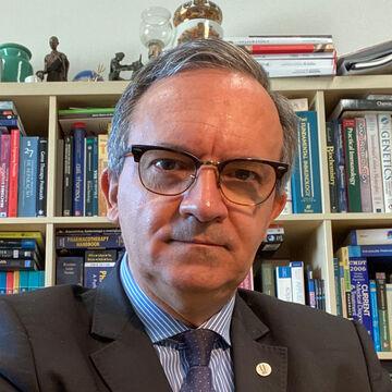 Rogério Gaspar na Organização Mundial de Saúde