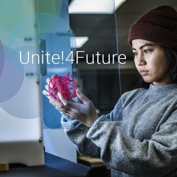 Unite!4Future: A Tua visão da Universidade do Futuro
