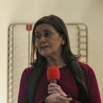 Maria José Calhorda galardoada com Prémio Ferreira da Silva 2018