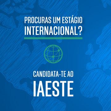 Estágios Internacionais da IAESTE | Candidaturas até 27 de outubro