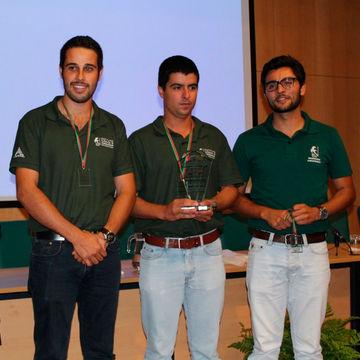 Equipa do Instituto Superior de Agronomia vence competição formativa 24H Agricultura Syngenta