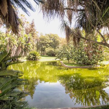 Museu e Jardins gratuitos ao domingo de manhã