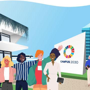 Concurso Campus 2030: Aceita o Desafio!
