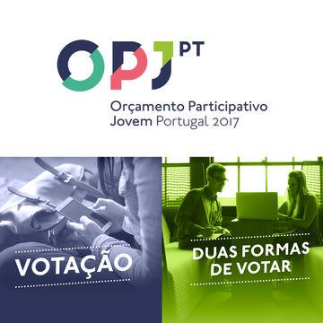 Orçamento Participativo Jovem Portugal 2017