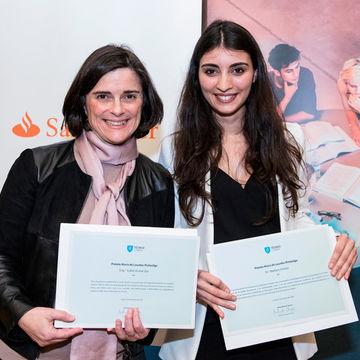 Isabel Vaz e Bárbara Simões vencem Prémio Maria de Lourdes Pintassilgo