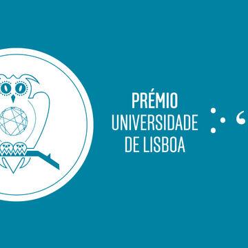 Prémio Universidade de Lisboa 201 atribuído  a Gonçalo M. Tavares