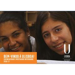 Bem-vindo à ULisboa! – Licenciaturas e Mestrados Integrados 2016/17