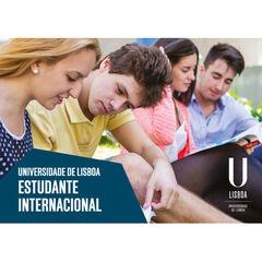 Estudante Internacional – Universidade de Lisboa